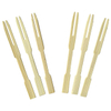 90mm Bamboo Party Fork