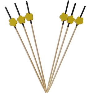 Bamboo Plum Flower Skewers