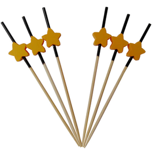 Bamboo Star Skewers