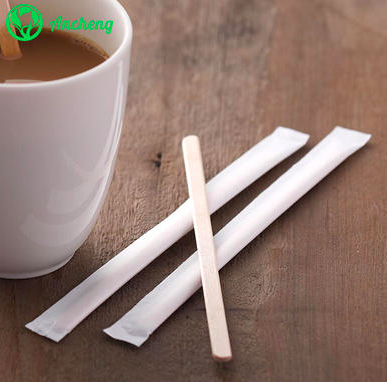 The origin of wooden coffee stirrer