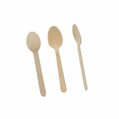What are the application scenarios of wooden cutlery?