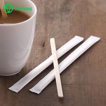 140mm Wooden Coffee Stirrer